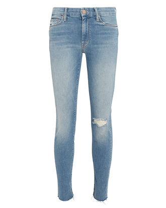 Looker Love Gun Jeans, LIGHT WASH DENIM, hi-res