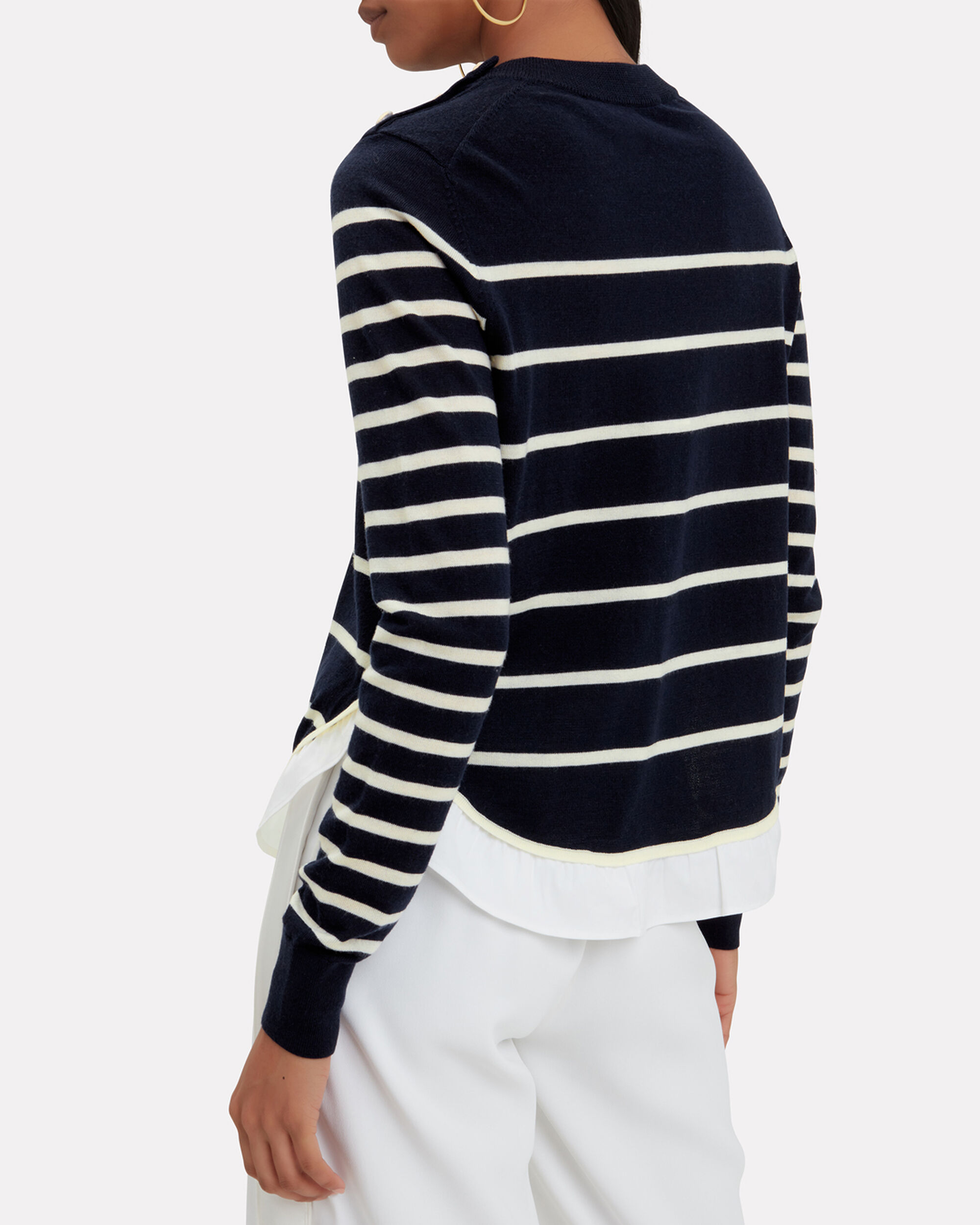 Ollie Sweater, NAVY, hi-res