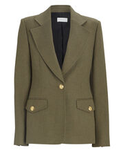 Saul Tailored Blazer, OLIVE/ARMY, hi-res