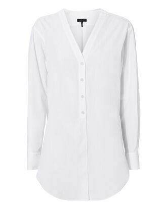 Carter White Shirt, WHITE, hi-res