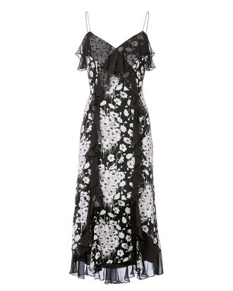 Joelle Amalfi Floral Ruffle Dress, , hi-res