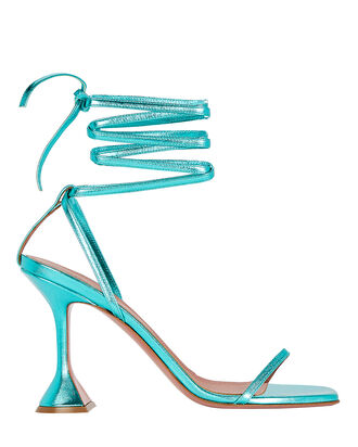 Vita Leather Wrap Sandals, , hi-res