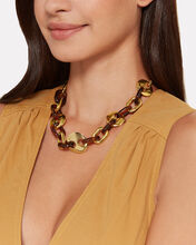 Elba Chain-Link Necklace, MULTI, hi-res