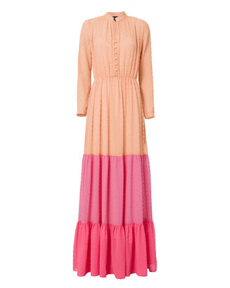 Alexia Ombré Maxi Dress, PINK, hi-res