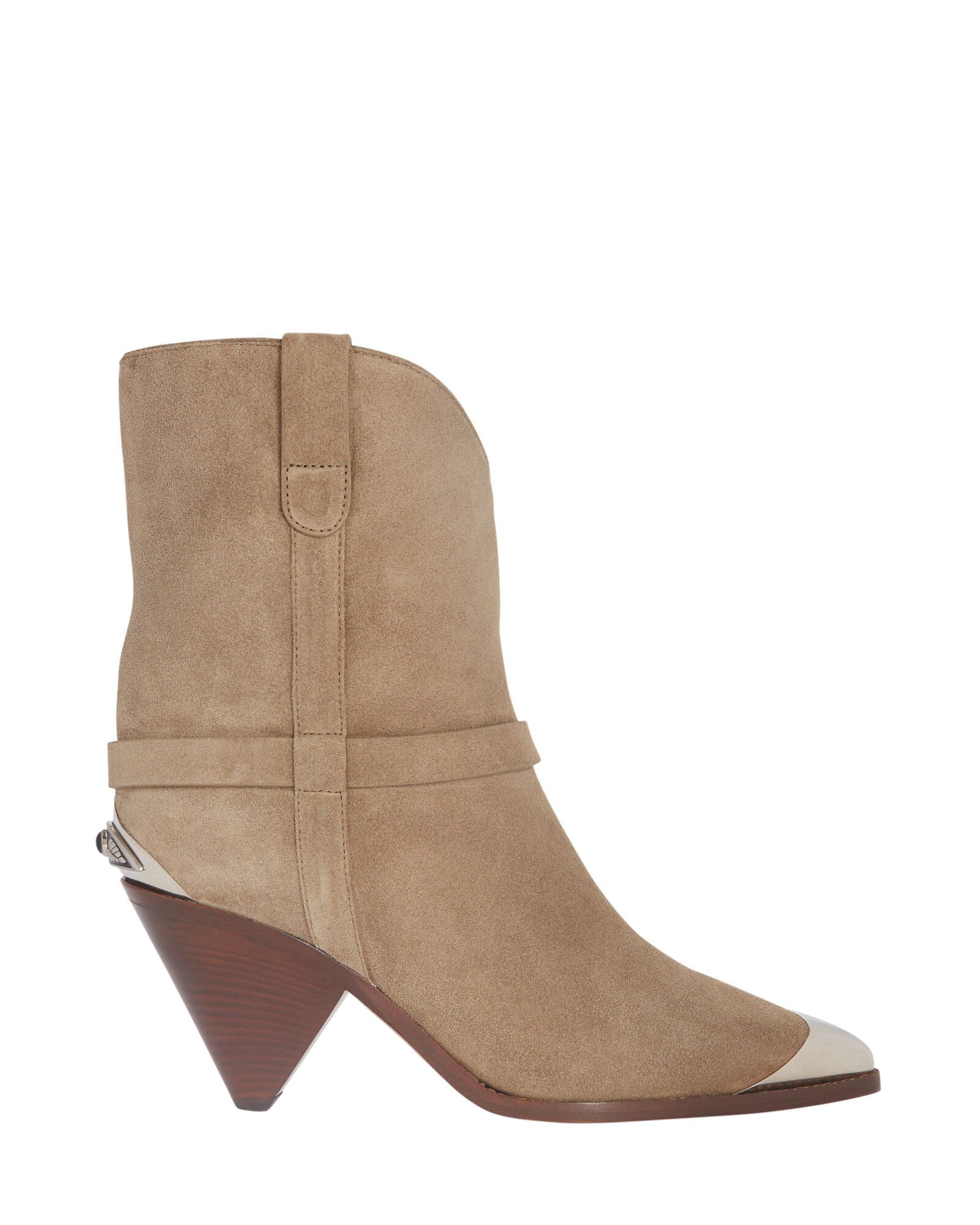 Limza Suede Ankle Boots, , hi-res