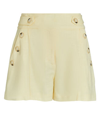 Pine Sateen Button Shorts, , hi-res