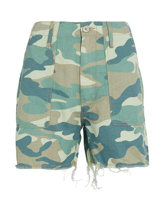 Shaker Chop Camouflage Shorts, MULTI, hi-res