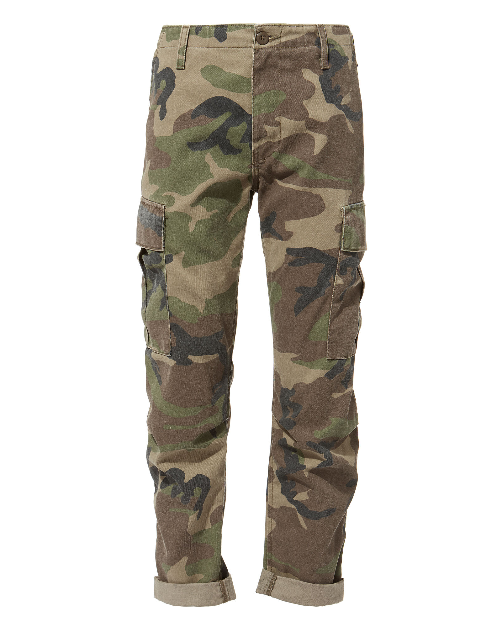 Camo Cargo Pants, MULTI, hi-res