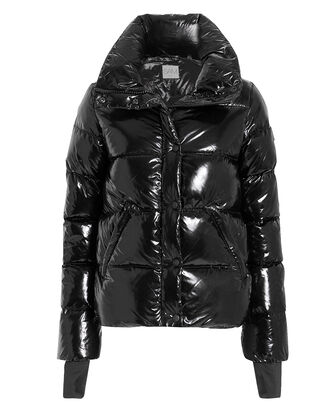 Isabel Oversized Puffer Jacket, BLACK, hi-res