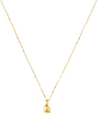 The Silhouette Of Desire Necklace, GOLD, hi-res