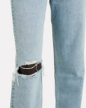 Mica Distressed High-Rise Jeans, CHANGED UP, hi-res