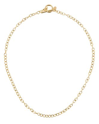 The Essential Toggle Chain Necklace, GOLD, hi-res