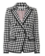 Harriet Jacket, BLK/WHT, hi-res