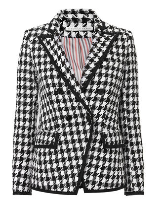 Harriet Jacket, BLACK/WHITE, hi-res
