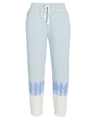 Oakland Tie-Dye Joggers, Light Blue/White, hi-res