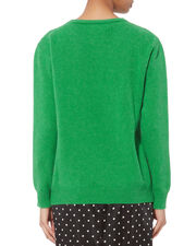 Wednesday Sweater, GREEN, hi-res