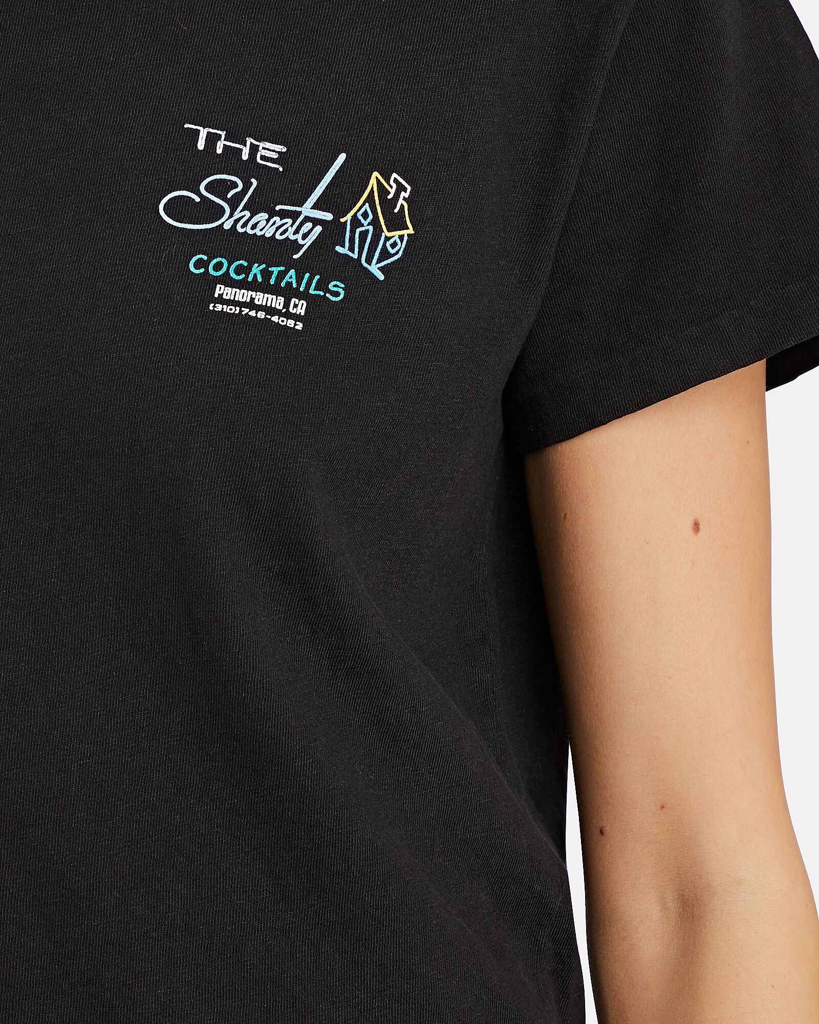 The Shanty Classic T-Shirt, BLACK, hi-res