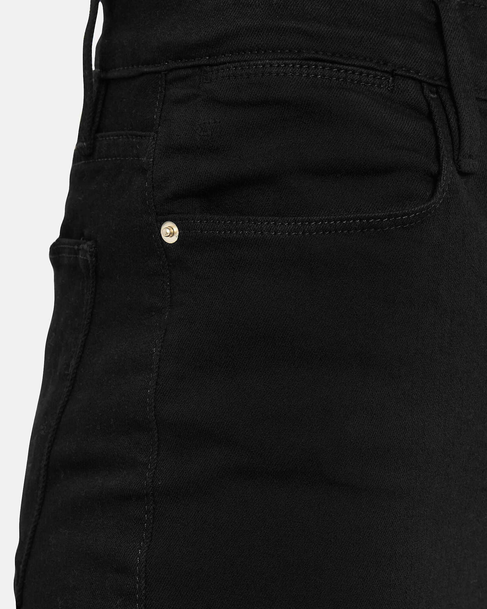 Le High Flared Jeans, BLACK DENIM, hi-res