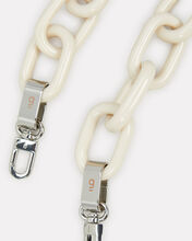 Candy Acrylic Chain Strap, IVORY, hi-res