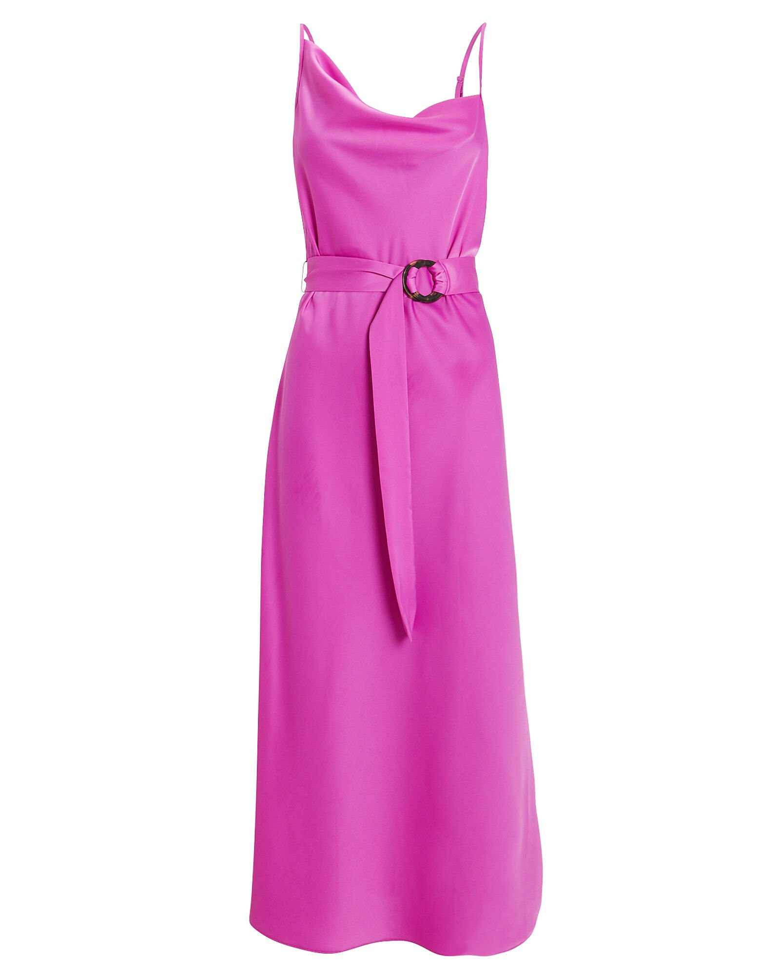 Tilly Midi Dress, PINK-DRK, hi-res