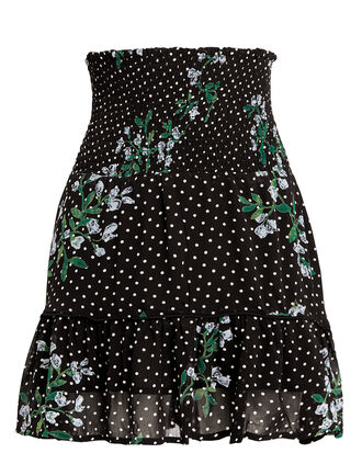 Rometty Skirt, BLACK, hi-res