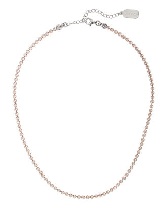 Diamond Star Rose Gold Necklace, ROSE, hi-res