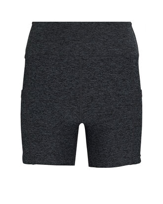 Hike Knit Bike Shorts, DARK GREY, hi-res