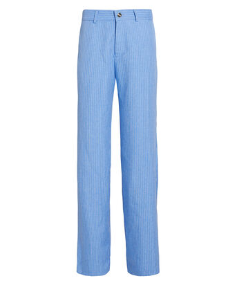 Go Getter Straight Leg Pants, BLUE, hi-res