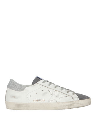 Superstar Leather Low-Top Sneakers, , hi-res