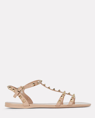 Rockstud Jelly Gladiator Sandals, , hi-res