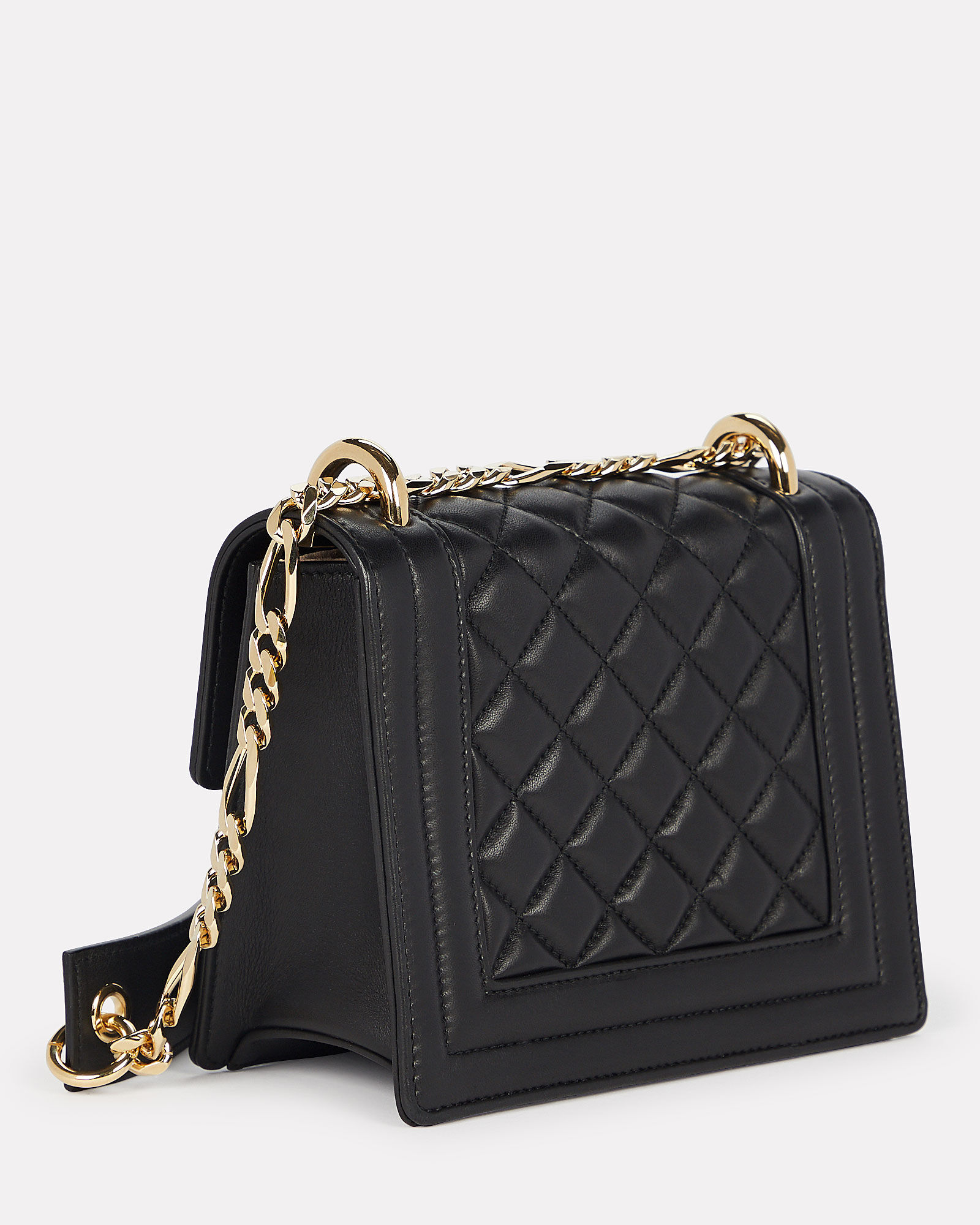 Bbag 18 Quilted Crossbody Bag, BLACK, hi-res