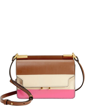 Trunk Striped Small Shoulder Bag, MULTI, hi-res