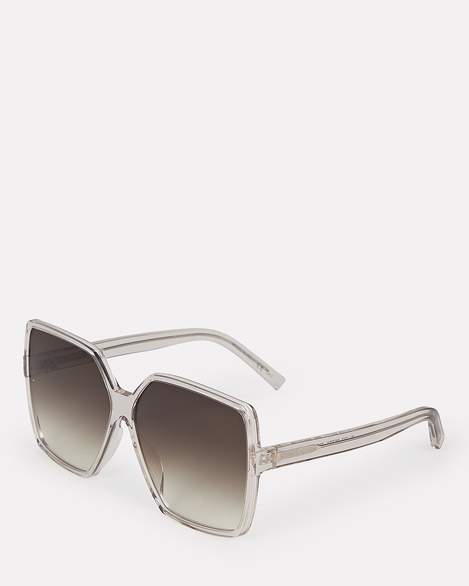 Betty Oversized Square Sunglasses, TAUPE, hi-res