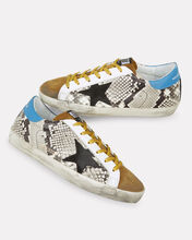 Superstar Leather Low Top Sneakers, MULTI, hi-res
