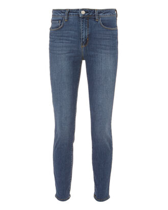 Margot High-Rise Skinny Jeans, Light Vintage, hi-res