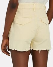 The Shaker Frayed Prep Shorts, GOLDFINCH, hi-res
