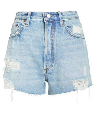 The Cody Denim Shorts, MEDIUM WASH DENIM, hi-res