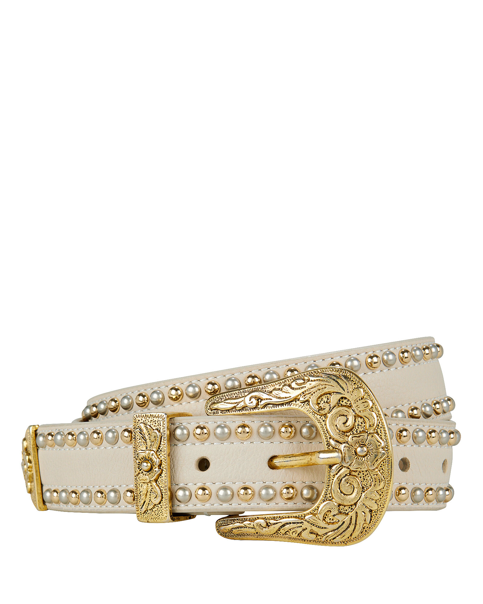 Leigh Studded Belt, MULTI, hi-res
