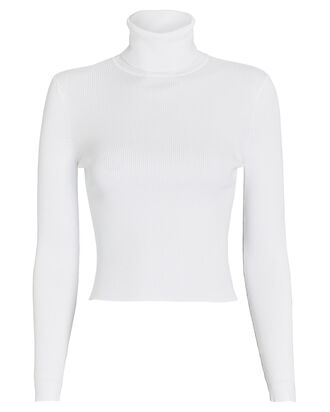 Eberly Rib Knit Turtleneck Top, , hi-res