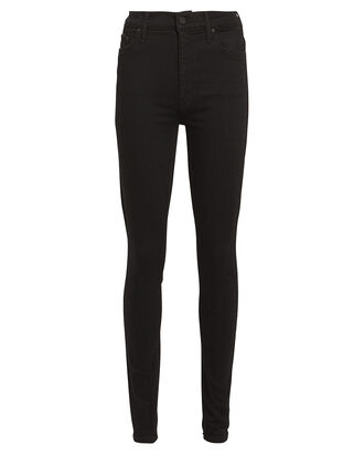 The Super Swooner Skinny Jeans, BLACK DENIM, hi-res