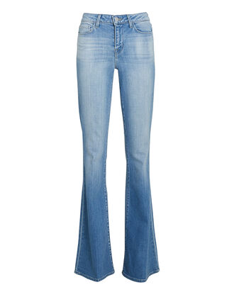 Bell Flared High-Rise Jeans, ASHFORD, hi-res