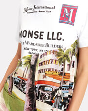 Torn Scenic T-Shirt, WHITE/BLACK/GREEN, hi-res