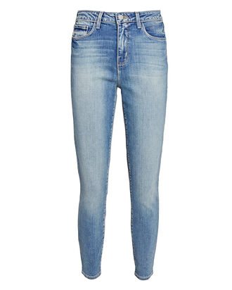 Margot High-Rise Skinny Jeans, DENIM, hi-res