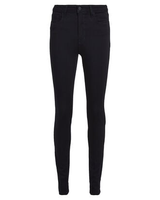 Marguerite High-Rise Skinny Jeans, DARK INDIGO DENIM, hi-res