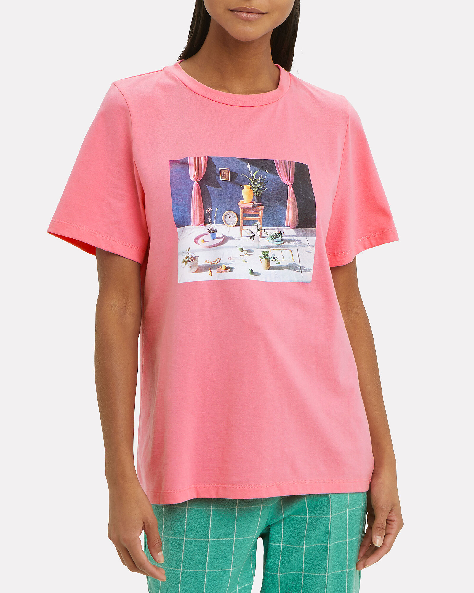 Billie T-Shirt, PINK, hi-res