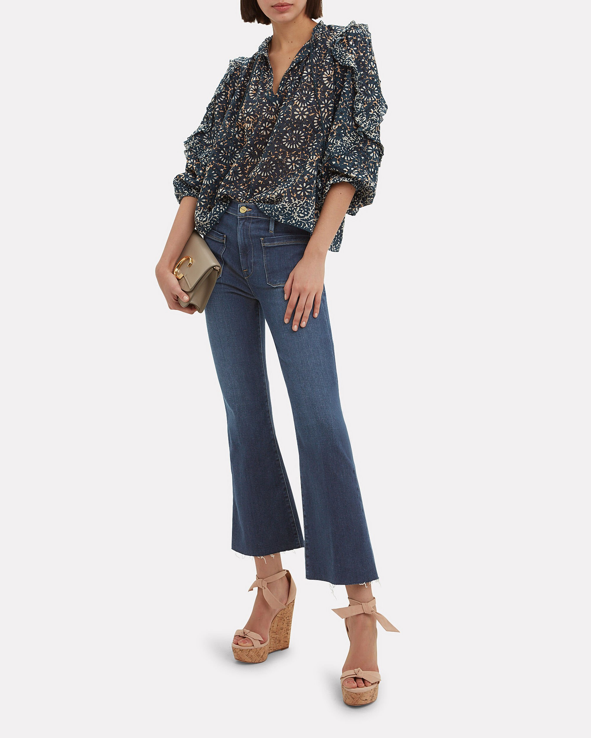 Lillian Blouse, MULTI, hi-res