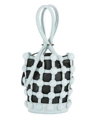 Roxy Cage Bucket Denim Bag, DENIM, hi-res