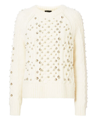 Jemima Sweater, IVORY, hi-res