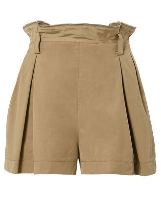 Safari Shorts, BEIGE, hi-res