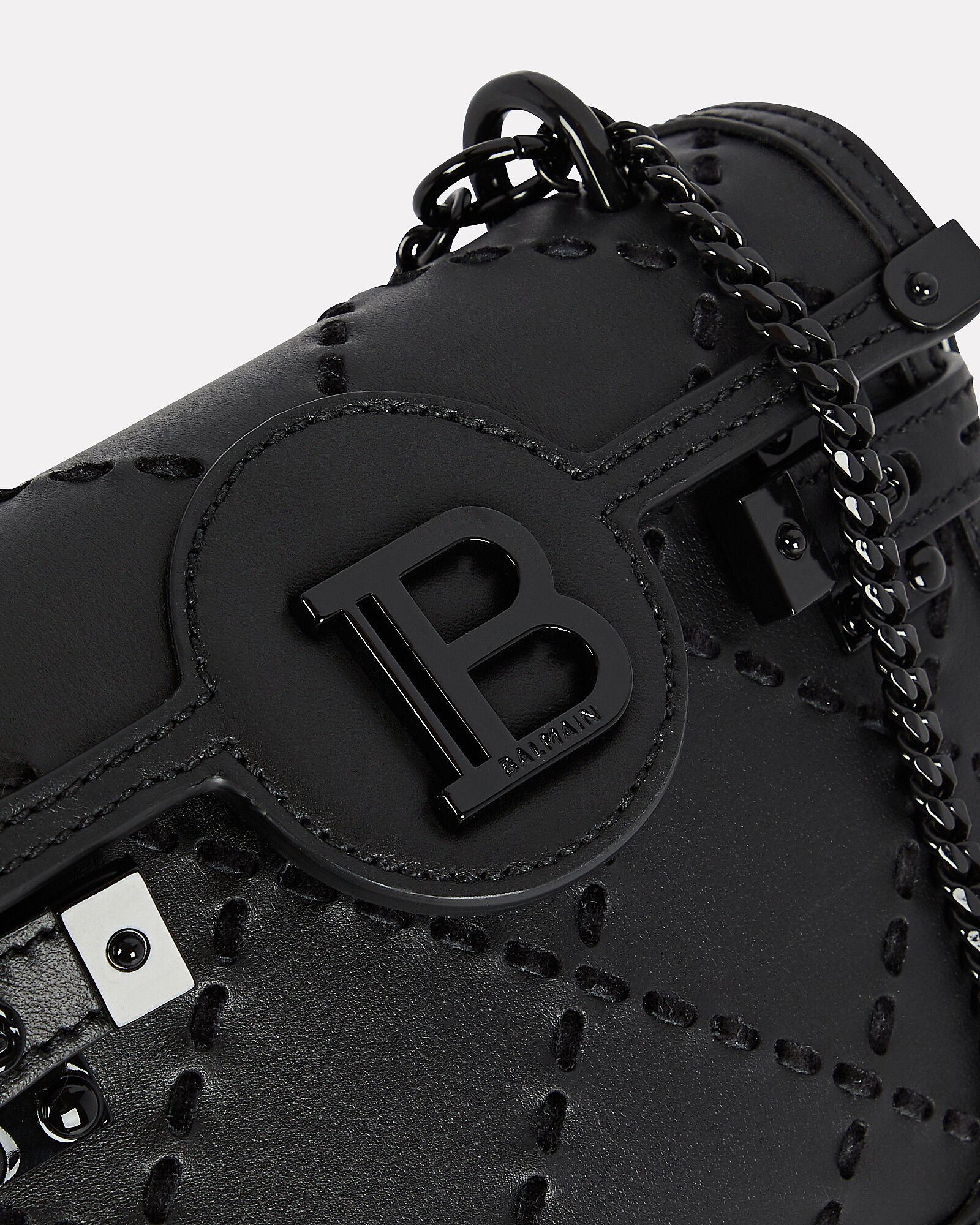 B-Buzz 18 Quilted Backpack, BLACK, hi-res
